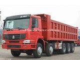 Meglio cinese che vende l'autocarro con cassone ribaltabile pesante fuori strada di Sinotruk HOWO (camion/scaricatore/ribaltatore pesanti)