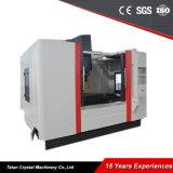 Prix Vmc1060 de fraiseuse de commande numérique par ordinateur d'axe des tailles importantes 4 de la Chine