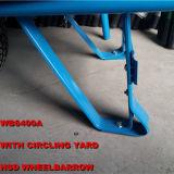Wheelbarrow forte com jarda de Cirling (WB6400A)