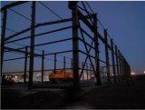 Pakhuis van het Staal van het Pakhuis van de Structuur van het staal het Prefab