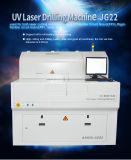 Estaca UV e perfuração do laser com os furos, os furos cegos de FPC e a estaca o Cvl/FPC/RF