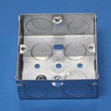 3X3 profondément 35mm G. I boîtes électriques de Swtich de boîte de douille
