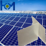 3.2mm Patterned Low Iron Solar Glass per Solar Panel con l'iso, SGS, SPF