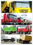 Saic Iveco Hongyan Genlyon 350HP 6X4 Dump Truck/Tipper Truck /Dumper Truck Euro 4 Hot su Sale (terreno del residuo di figura di U)