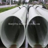 下水水のためのガラス繊維の合成物の管