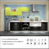 Homeuseの高く光沢のある紫外線食器棚(ZH945)