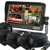 Leitungs-Überwachungsgerät-Rückseiten-Anblick-Kamera-Systeme (DF-76706104)