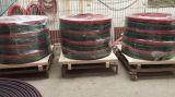 ベルト・コンベヤーのベルト・コンベヤーベルトの保護のための部分自然なゴム製スカートのボード