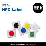 Étiquette résistante C ultra-léger ISO14443A de la mémoire NFC de l'eau