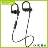 Auriculares sem fio estereofónicos dos fones de ouvido de Sweatproof Bluetooth com ganchos da orelha