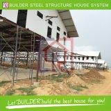 Chambre mobile préfabriquée de structure métallique de projet de la Thaïlande