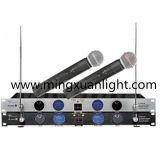 Système de microphone sans fil DC-38 à main Karaoke Microphone