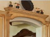 Eichen-Küche des festes Holz-Küche-Schrank-#206