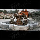 Fontana multicolore Mf-739 della fontana di pietra di marmo del granito