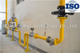 Controllo automatico tutto il forno di ricottura continuo del gas della fibra