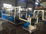 Extrudeuse en plastique PP pour fabriquer une machine à couler des feuilles de ruban (YXLY)