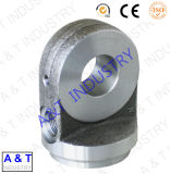 Высокое качество OEM выковало гидровлическую головку цилиндра с высоким качеством
