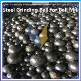 Sfera d'acciaio stridente del pezzo fuso di media di uso del laminatoio di sfera del cemento (20-150mm)