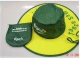 Cappello pieghevole della benna del poliestere su ordinazione