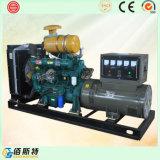 Planta de motor Diesel 100kw de China Weichai que gera o jogo para a energia eléctrica
