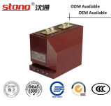 Transformateur d'instrument de transformateur de courant électrique de Lzzbj9-10A1g
