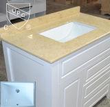 反対の洗面器の磁器の流しの寝室の家具の価格(SN015)の下で販売する安い工場