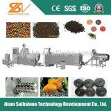 Chaîne de fabrication automatique d'alimentation de poissons de grande capacité/chaîne de production/machine de fabrication