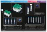 Tube à centrifuger de la conformité 50ml 15ml de la CE et de FDA