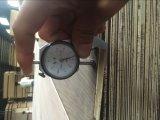 자연적인 베니어 검은 호두나무 공상 MDF 멕시코에 15mm 18mm