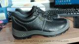 Mann-lederne Stahlzehe-Sicherheits-Schuhe