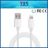 3FT 5FT Apple iPhone Samsung 이동 전화를 위한 10FT 땋는 번개 USB 충전기 비용을 부과 케이블