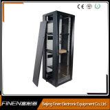 Fábrica de China como cabina de cristal 18u-47u del estante de la red de la puerta principal