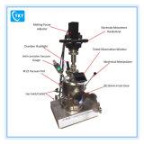 Sistema elétrico pequeno compato do derretimento de arco do vácuo para a liga do metal