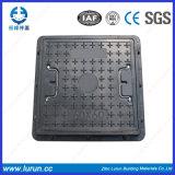 Coperchio di botola quadrato antifurto di D400 SMC BMC 600X600