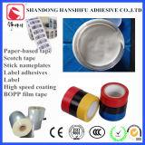Colla adesiva acrilica del lattice dell'acido acrilico del soddisfare solido di 55%