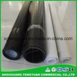 Reforço O PVC que Waterproofing a membrana plástica com certificado do Ce