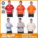 Самый новый Workwear рубашки людей с водоустойчивой и отражательной лентой