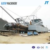 16 de Apparatuur van de Mijnbouw van het Zand van de Apparatuur van de Zuiging van het Zand van de duim