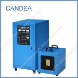 金属の鍛造材のための極度の可聴周波頻度IGBT誘導加熱機械