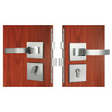 Leverset mit Single Cylinder Deadbolt Combo Pack Featuring Smartkey