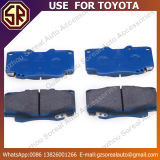 高品質車はトヨタのためのブレーキパッド04465-0k020の使用を分ける