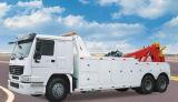 De Vrachtwagen van de Terugwinning van Wrecker van de Weg van Sinotruk HOWO 6X4
