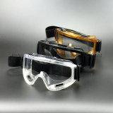 Beschermende brillen van de Veiligheid van de Openingen van het Frame van pvc de Indirecte (SG142)