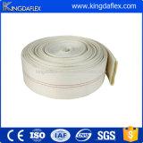 Пожарный рукав холстины подкладки PU PVC большого диаметра резиновый