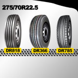 Top cinese Selling Truck Tire (275/70r22.5 285/75r24.5 295/70r22.5)