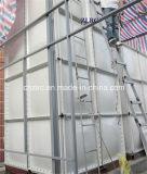 Tanque de água montado GRP durável de Sectonal da irrigação do tanque de água