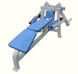Strumentazione di forma fisica/iso commerciale Deltiod posteriore laterale di uso