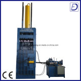 Tipo vertical prensa hidráulica da palha