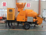 Bomba de mistura concreta da maquinaria de Dawin com energia eléctrica ou gerador Diesel na venda