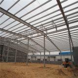 Oficina clara pré-fabricada da construção de aço (ZY398)